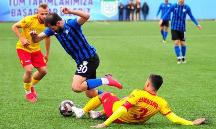 Edirnespor Arnavutköy'den istediğini aldı | Amatör Lig Net - Amatör Futbol  - Süper Amatör Lig - Bölgesel Amatör Lig - Canlı Skor - Futbol Sahalarının  Yıldızı