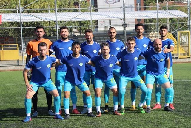 Sütlücespor-İstanbul Siirtspor maçı yarıda kaldı
