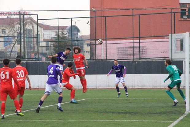 Sancaktepe Belediyespor penaltılarla 3 puandan oldu