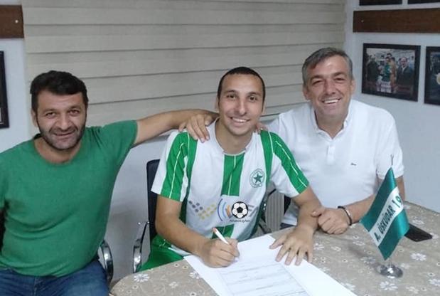 Hüseyin Tuncer Anadolu Üsküdarspor ile yeniden anlaştı