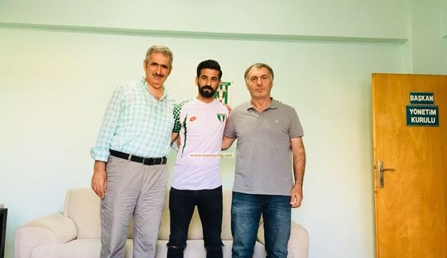 Murat Çakal eski Kulübü ile yeniden anlaştı