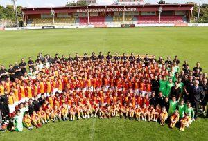 Galatasaray'ın alt yapıda gurur yılı