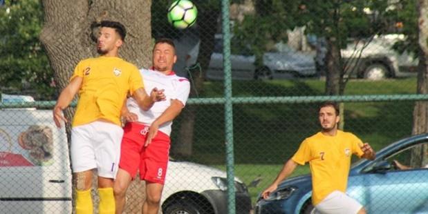 İstanbul Mesudiyespor tek golle geçti