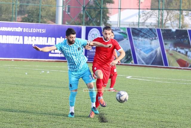 Arnavutköy Belediyespor durdurulamıyor