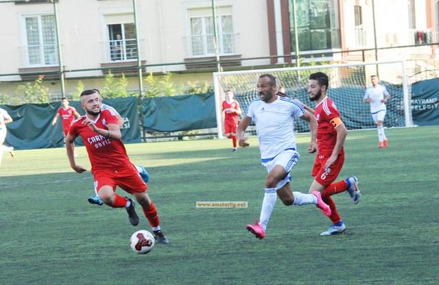 Beyoğlu Yeniçarşıspor tek golle kazandı