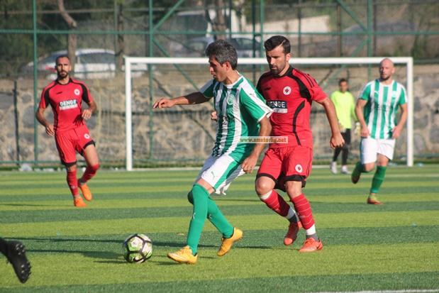 Leventspor ikinici maçını da kazandı