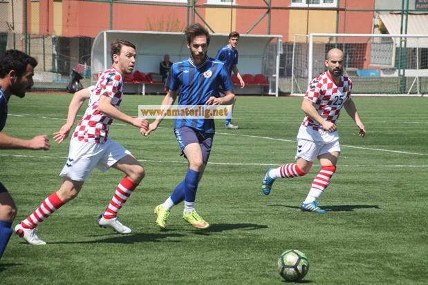 Haydarpaşa Demirspor'dan gol yağmuru