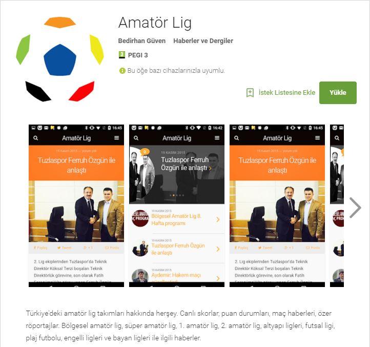 amatorlignet-android