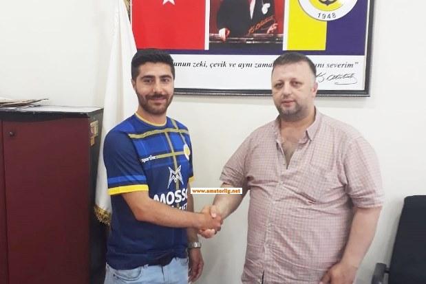 Eray Verep Çapaspor'a geri döndü