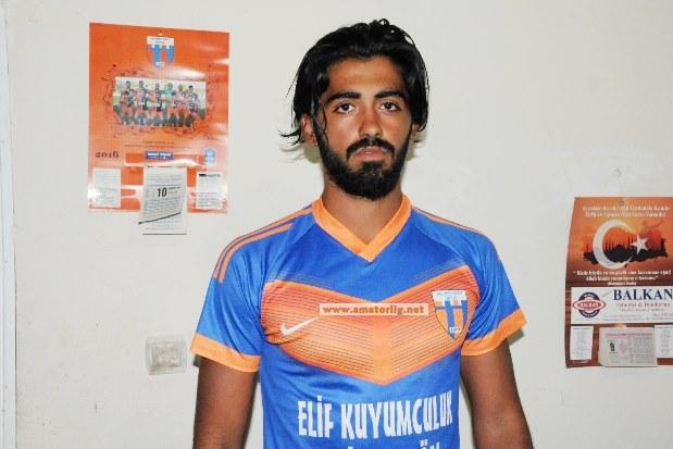 Alibeyköyspor golcüsü buldu