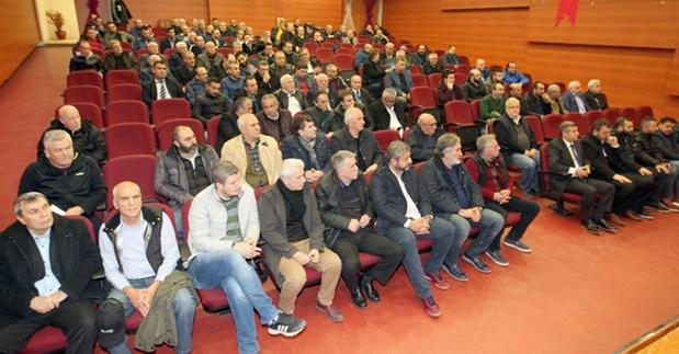Bayrampaşa Kulüpler Birliği Kongresini yaptı