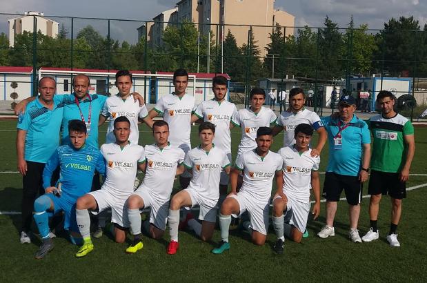 Gürpınarspor Türkiye şampiyonluğuna koşuyor