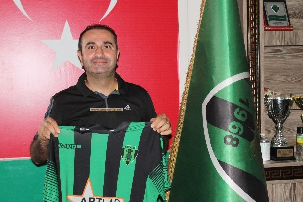 Mehmet Şerif Arslan Küçükköyspor'da