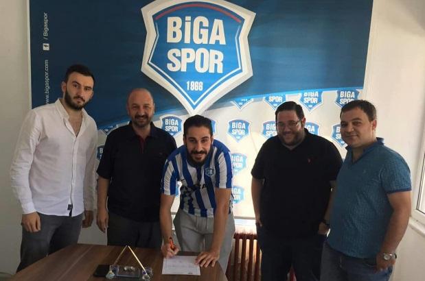 Nizamettin Yaşar da Bigaspor'da