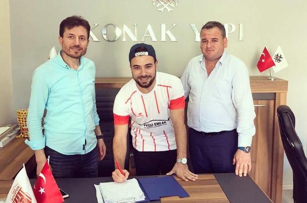 Rıdvan Poyraz'ın yeni takımı belli oldu