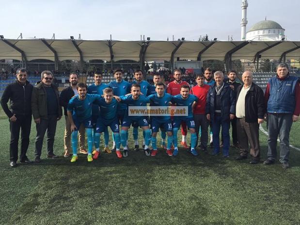 Telsizspor'dan beş gollü başlangıç